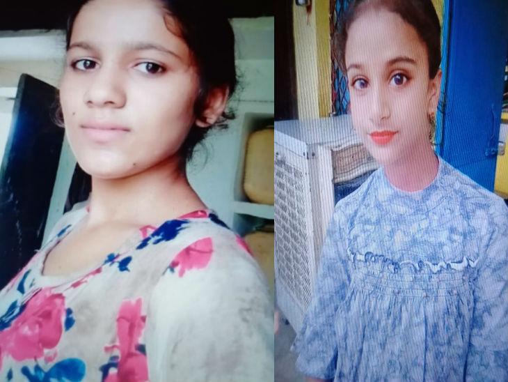 ललितपुर में दो नाबालिग बच्चियों की तालाब में डूबने से मौत; नोरता पर्व पर सहेलियों के साथ नहाने गईं थीं, उसी समय हुआ हादसा|उत्तरप्रदेश,Uttar Pradesh - Dainik Bhaskar