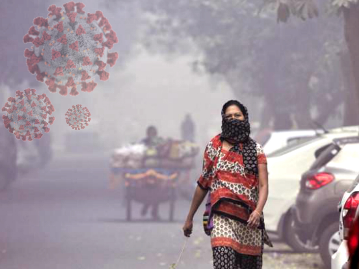 सर्दियों में सांस के मरीज अलर्ट रहें क्योंकि प्रदूषण, कोरोना और सीजनल फ्लू हालत बिगाड़ सकतेहैं लाइफ & साइंस,Happy Life - Dainik Bhaskar