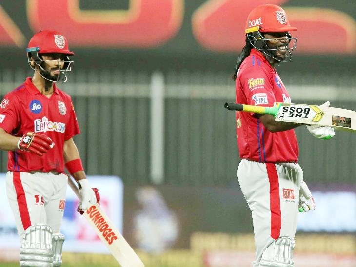 लगातार 5 मैच जीतकर किंग्स इलेवन टॉप-4 में; प्ले-ऑफ का दावा बरकरार|IPL 2020,IPL 2020 - Dainik Bhaskar