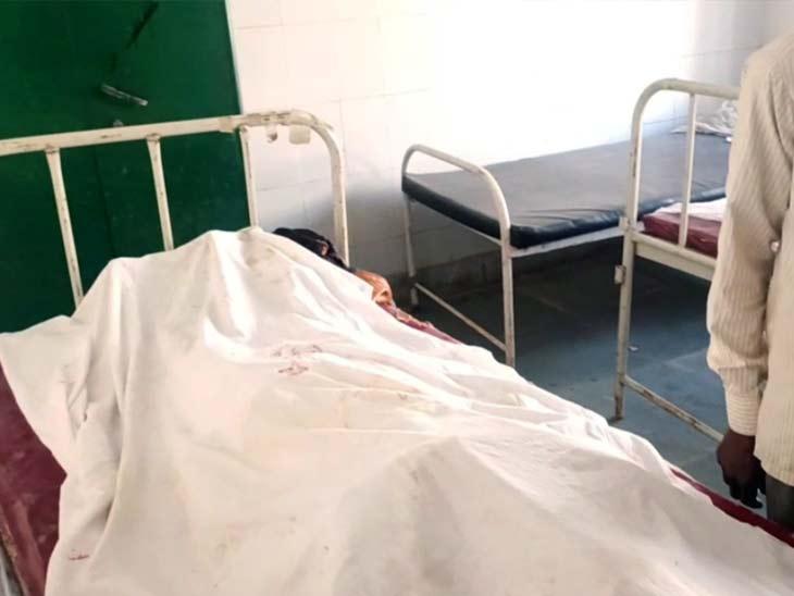 हजारीबाग में ऑटो पलटने से युवक की मौत, बहन को मायके लाने के लिए जा रहा था|हजारीबाग,Hazaribagh - Dainik Bhaskar