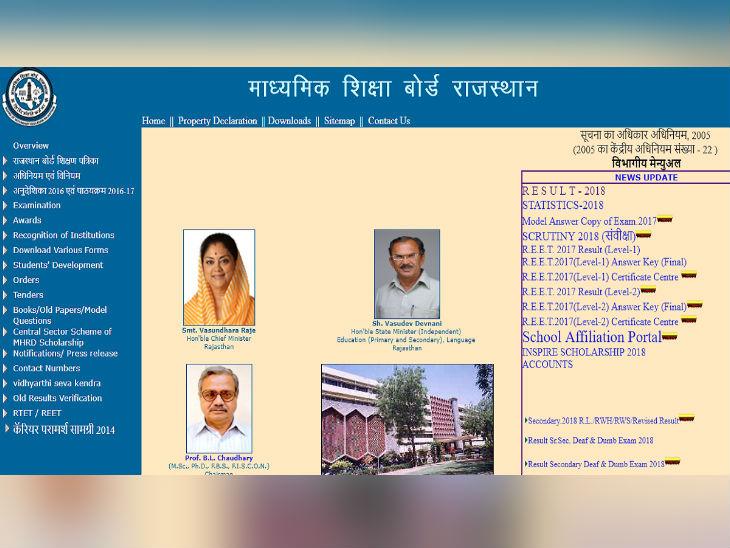 शिक्षा विभाग ने जारी किया 12वीं कक्षा का नया सिलेबस, कोरोना के चलते बोर्ड पहले ही कर चुका है 40 फीसदी सिलेबस कम करने का फैसला करिअर,Career - Dainik Bhaskar