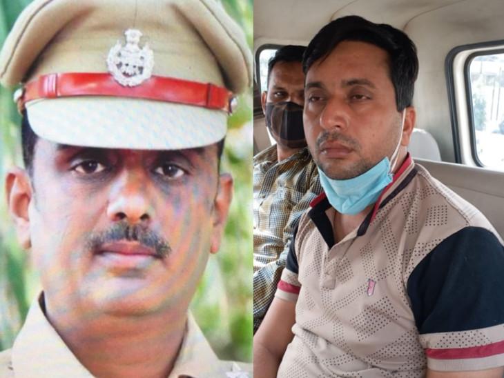 जयपुर के होटल में कानपुर के कारोबारी से 10 लाख की रिश्वत लेते पुलिस कांस्टेबल गिरफ्तार, थाना प्रभारी फरार|राजस्थान,Rajasthan - Dainik Bhaskar