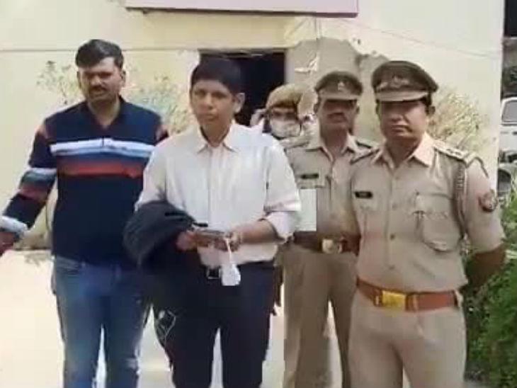 कानपुर में यूपीसीडा के प्रधान महाप्रबंधक अरुण मिश्रा गिरफ्तार; 2.11 करोड़ रुपए के गबन का आराेप है|कानपुर,Kanpur - Dainik Bhaskar
