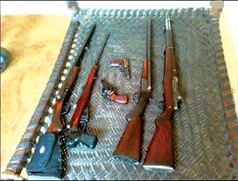 परिवारां नूं शौक हथियारां दा, एक लाइसेंस पर 3 हथियार की रोक के बाद 1.5 लाख लाइसेंसधारी परिवार में ट्रांसफर करवा रहे असलहा|जालंधर,Jalandhar - Dainik Bhaskar