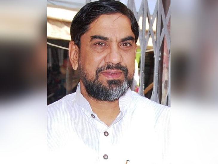 मेवात के कांग्रेस विधायक आफताब अहमद, जो आरोपी तौसीफ के चचेरे भाई हैं।