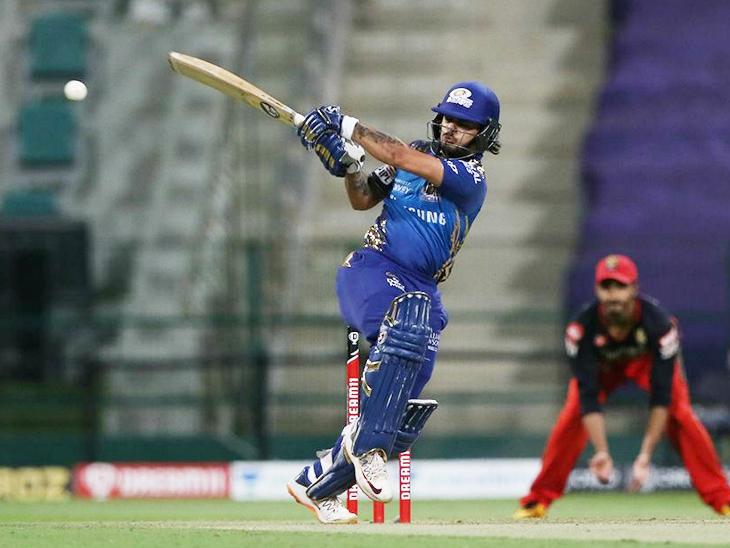 मुंबई का दूसरा विकेट गिरा, डिकॉक के बाद किशन भी पवेलियन लौटे; सिराज-चहल को 1-1 विकेट