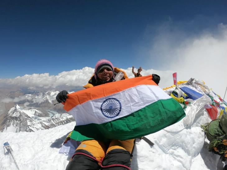 भावना डेहरिया दुनिया की चार सबसे ऊंची चोटियां फतह कर चुकी हैं। इसमें एवरेस्ट चोटी भी शामिल है।