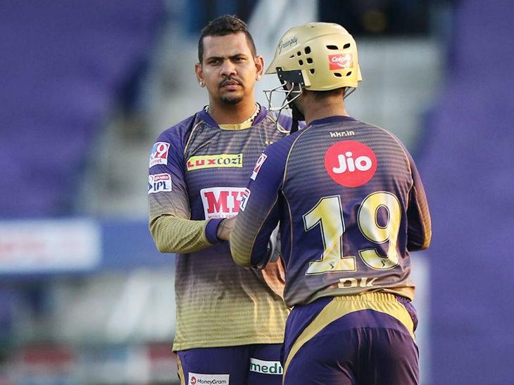 सुनील नरेन ने पंजाब के खिलाफ डेथ ओवर में बल्लेबाजों को रन बनाने का कोई मौका नहीं दिया।