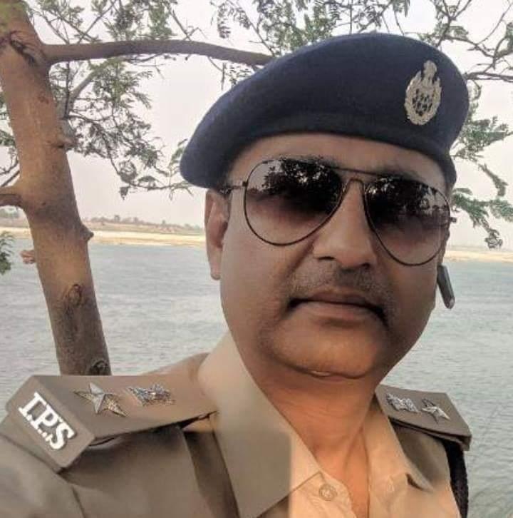 बिहार सैन्य बल - 15 के समादेष्टा संजय कुमार सिंह की फाइल फोटो।