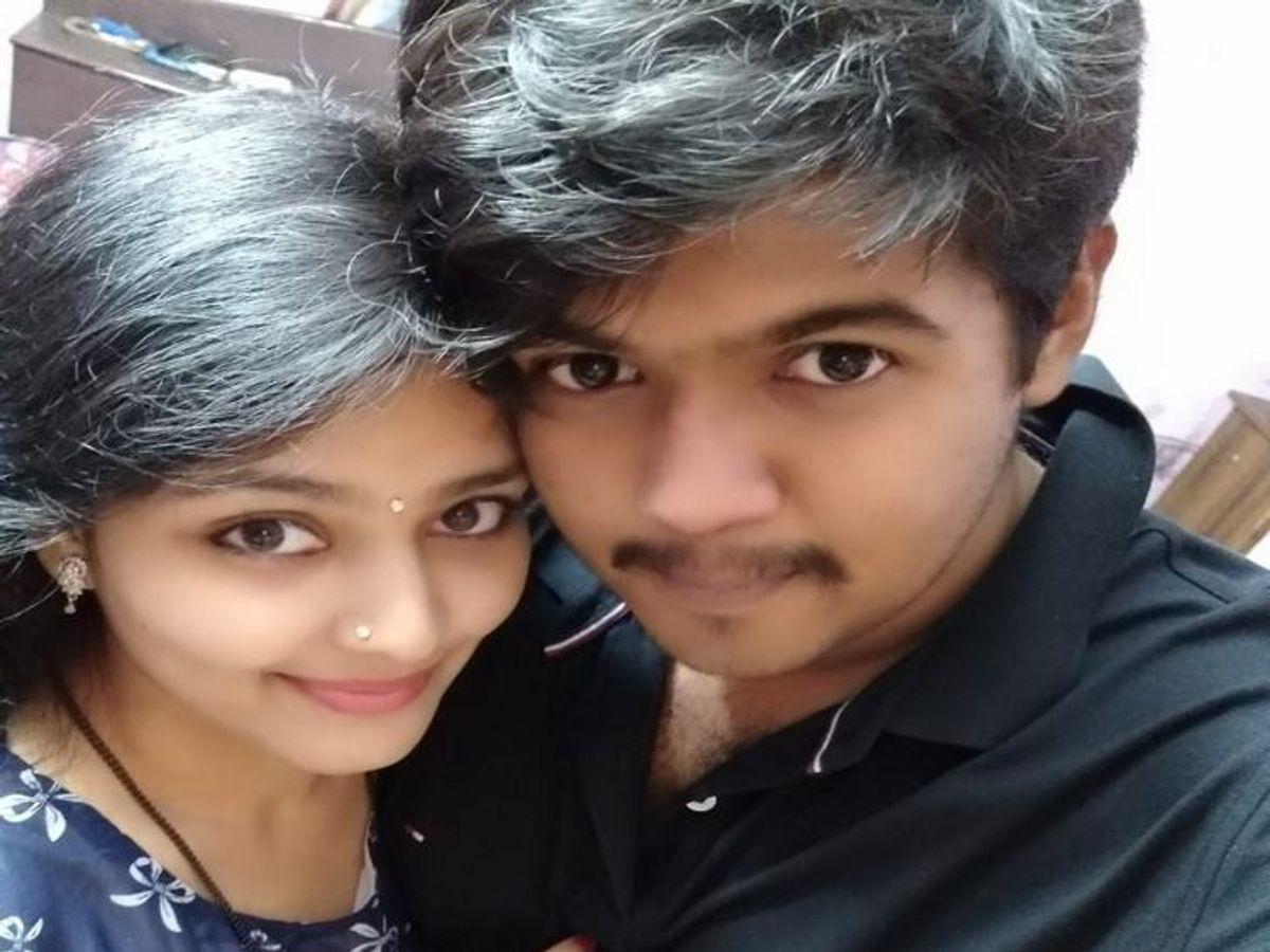 आरोपी पति हर्ष एक दिन की पुलिस रिमांड पर, गायब मोबाइल के बारे में कहा - कमरे में ही गिरा; मोबाइल में ही छिपा है हत्या का राज|इंदौर,Indore - Dainik Bhaskar