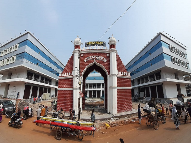 जवाहर बाजार का यह स्वरूप रायपुर के स्मार्ट शहर बनने की निशानी के तौर पर देखा जा रहा है।