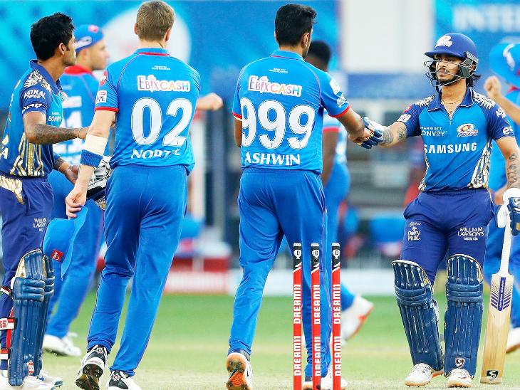 लगातार चौथा मैच हारी कैपिटल्स, प्ले-ऑफ के लिए मुश्किलें बढ़ीं; मुंबई टॉप पर