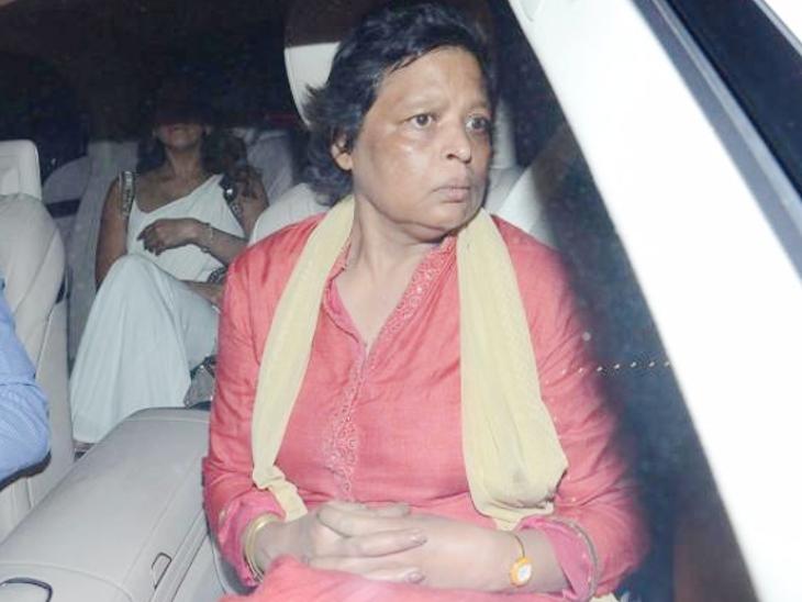 शाहरुख खान की बहन शहनाज लाला रुख खान।