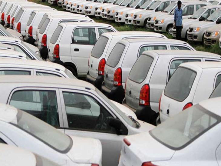 त्योहारी सीजन में बढ़ी कार-बाइक की जबरदस्त मांग; अक्टूबर में ऑटो कंपनी की ग्रोथ रेट डबल डिजिट में|बिजनेस,Business - Dainik Bhaskar