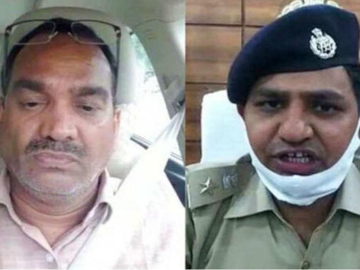 महोबा के पूर्व एसपी मणिलाल पाटीदार को ठेकेदार से रंगदारी मामले में राहत नहीं, हाईकोर्ट ने FIR में हस्तक्षेप करने से किया इंकार|उत्तरप्रदेश,Uttar Pradesh - Dainik Bhaskar