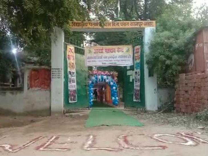 मतदान के दौरान मंगलवार सुबह पर हालांकि उस तरह की भीड़ नहीं दिखाई दी।