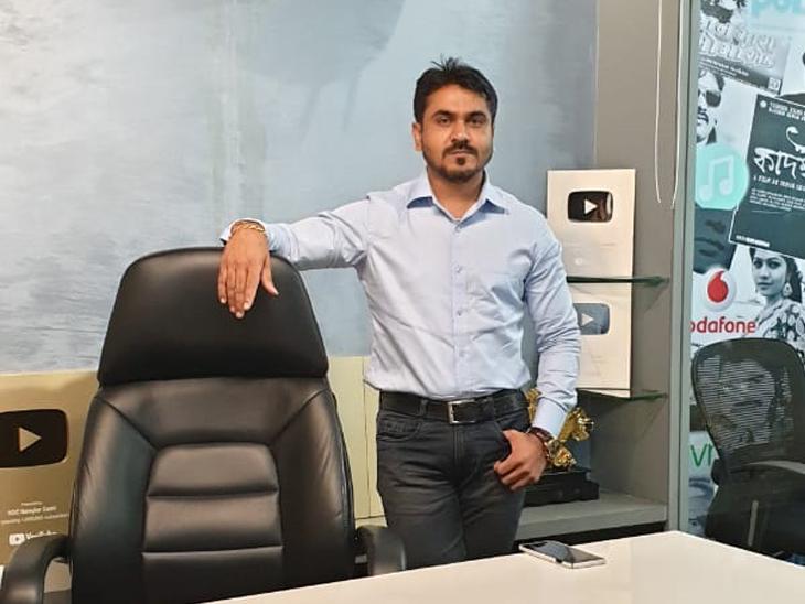12 साल की उम्र में बिना बताए मुंबई भाग आए, फुटपाथ पर रहे और फिर खड़ी की 40 करोड़ की कंपनी DB ओरिजिनल,DB Original - Dainik Bhaskar