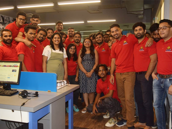 दुर्गाराम की कंपनी में आज 65 लोग काम करते हैं। 2012 में उन्होंने खुद की कंपनी शुरू की थी।