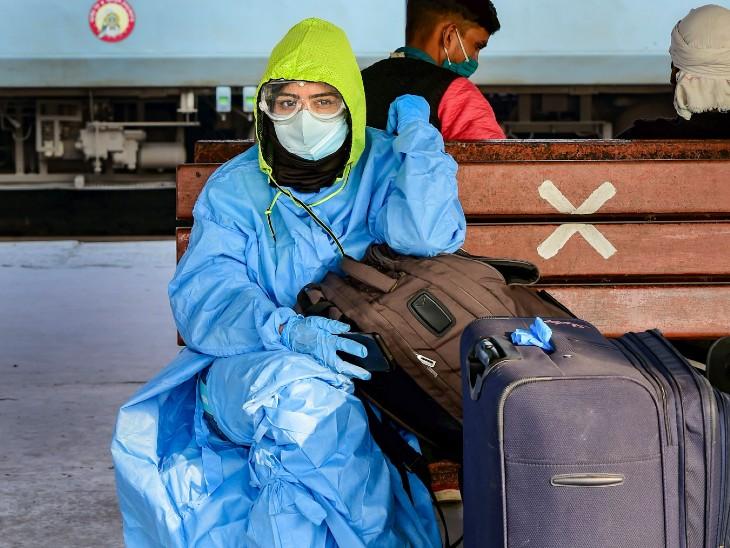 ठीक होने वालों का आंकड़ा 76 लाख के पार; वुहान जाने वाली वंदे भारत फ्लाइट में 19 पैसेंजर्स संक्रमित|देश,National - Dainik Bhaskar