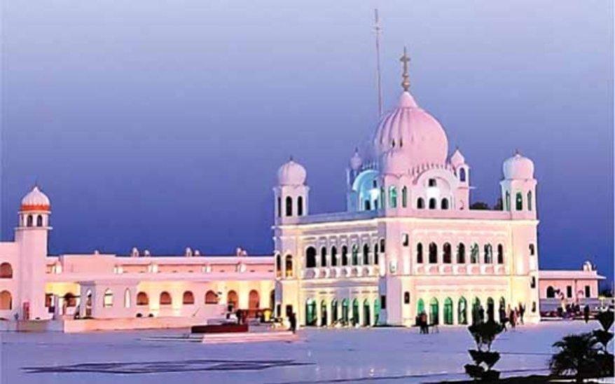 पाकिस्तान स्थित श्री करतारपुर साहिब - Dainik Bhaskar