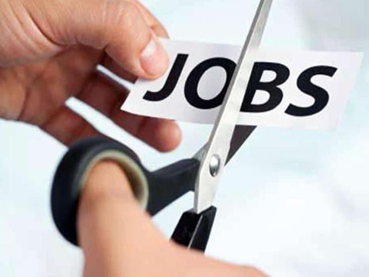 भारतीय अर्थव्यवस्था में रिकवरी के बावजूद अक्टूबर में 5.5 लाख नौकरियां खत्म हुईं|बिजनेस,Business - Dainik Bhaskar