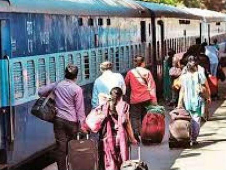 लंबी दूरी की 5 ट्रेनें निरस्त; दिवाली पर कंफर्म टिकट लेने वाले मुसाफिरों की मुश्किलें बढ़ीं, लखनऊ से चलेंगी 100 अतिरक्त बसें|लखनऊ,Lucknow - Dainik Bhaskar
