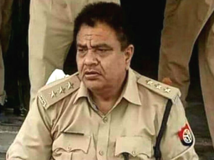 CO Devendra Mishra was killed in the shootout. - File Photo