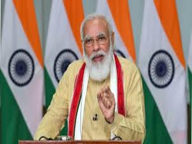 वाराणसी को प्रधानमंत्रीमोदी वर्चुअल कार्यक्रम में देंगे 620 करोड़ रूपये की परियोजनाओं का गिफ्ट|वाराणसी,Varanasi - Dainik Bhaskar