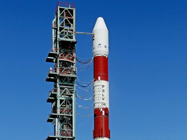 ISRO Satellite EOS-01 Launch Sriharikota Update | ISRO Earth Observation Satellite EOS-01 Launch Today News Live Latest News | ISRO आज 3 बजकर 2 मिनट पर रडार इमेजिंग सैटेलाइट लॉन्च करेगा, कोरोना के दौर में पहला मिशन
