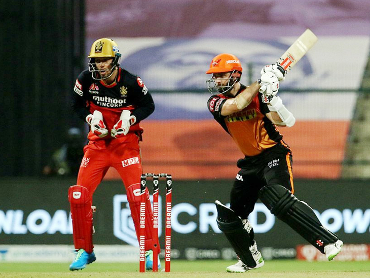 Williamson led the team to victory by placing their 14th fifty in the IPL.