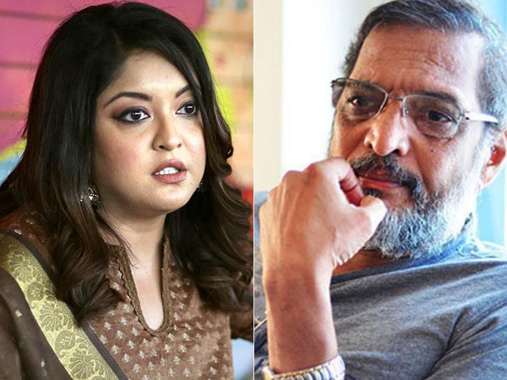 सेक्सुअल हैरेसमेंट के आरोप के 2 साल बाद काम पर लौटे नाना पाटेकर, भड़कीं तनुश्री दत्ता बोलीं-प्लीज ऐसा न होने दें बॉलीवुड,Bollywood - Dainik Bhaskar