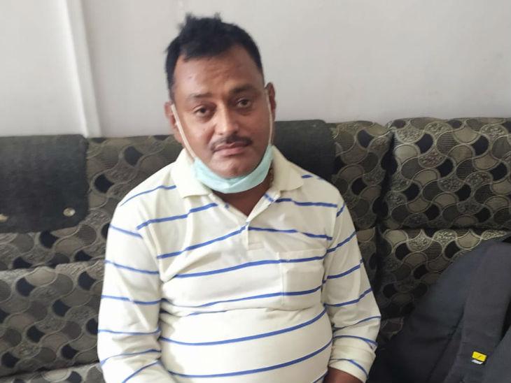 गैंगस्टर विकास दुबे को दस जुलाई की सुबह कानपुर में एनकाउंटर में मार गिराया गया था।-फाइल फोटो - Dainik Bhaskar