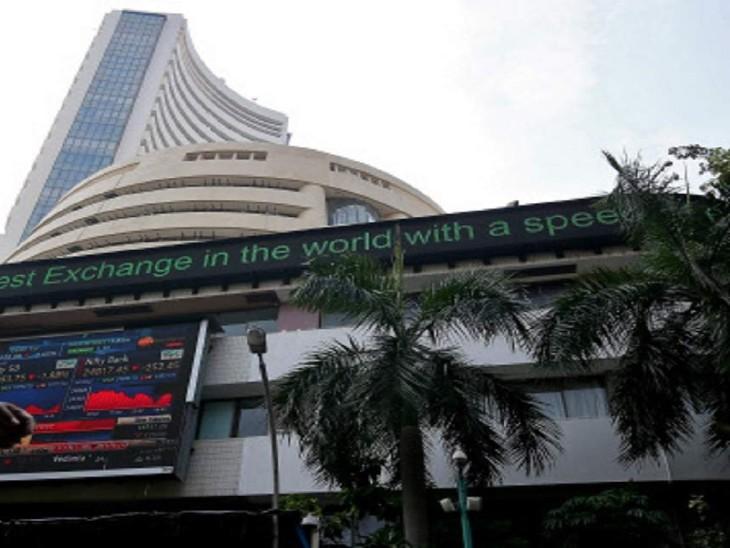 स्मॉल कैप, मिड कैप और कुछ प्रमुख शेयरों का रहा सेंसेक्स के टॉप में योगदान बिजनेस,Business - Dainik Bhaskar