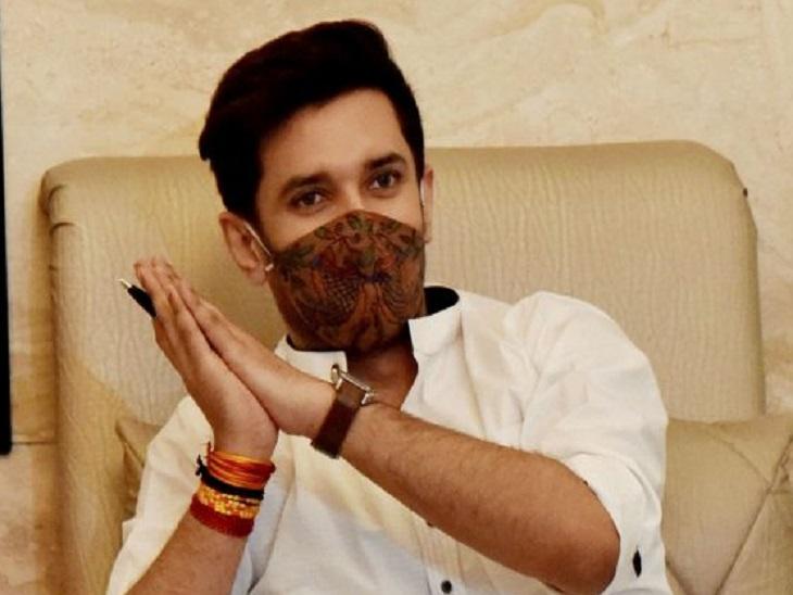 चिराग पासवान ने सभी जदयू प्रत्याशियों के खिलाफ लोजपा के उम्मीदवारों को उतारा था। - Dainik Bhaskar