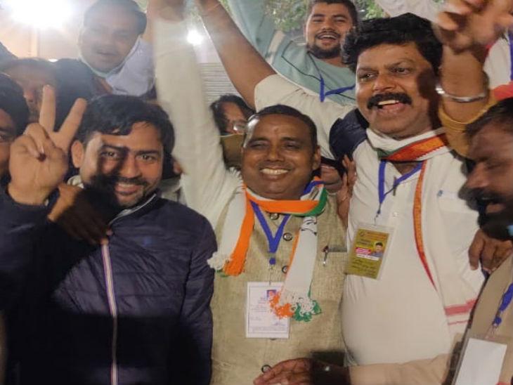 सुरेश राजे जिन्होंने इमरती देवी को हराया, वही उन्हें कांग्रेस में लाई थीं|मध्य प्रदेश,Madhya Pradesh - Dainik Bhaskar