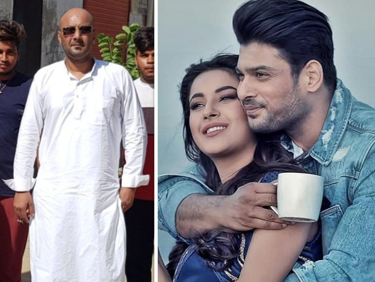 चंडीगढ़ में शूटिंग करने के बावजूद परिवार ने मिलने नहीं पहुंची शहनाज गिल, नाराज पिता संतोष बोले- कसम खाई है उससे बात नहीं करूंगा टीवी,TV - Dainik Bhaskar