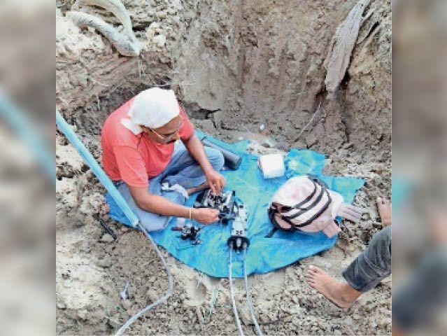 गांवों को मार्च 2021 तक ऑप्टिकल फाइबर से इंटरनेट की सुविधा मिलेगी, मुफ्त वाई फाई भी शेखपुरा,Shekhapura - Dainik Bhaskar