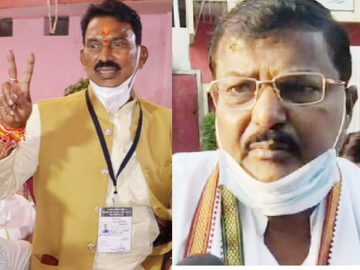 दाे बार तुलसी और गुड्डू दाेनाें ने लड़े उपचुनाव, तुलसी के हिस्से आई दोनों बार जीत, गुड्डू काे मिली हार|इंदौर,Indore - Dainik Bhaskar