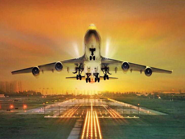 सरकार ने बढ़ाई घरेलू उड़ानों की संख्या, एयरलाइंस को मिली 70% कैपेसिटी के साथ उड़ान भरने की छूट|बिजनेस,Business - Dainik Bhaskar
