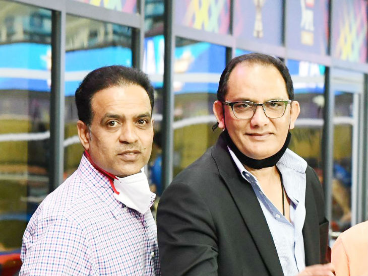 Former Indian captain Mohammad Azharuddin also reached the final.