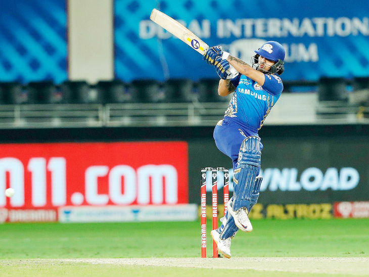 Ishaan hit the most 30 sixes in the season. It was followed by Sanju Samson (26 sixes) and Hardik Pandya (25 sixes).