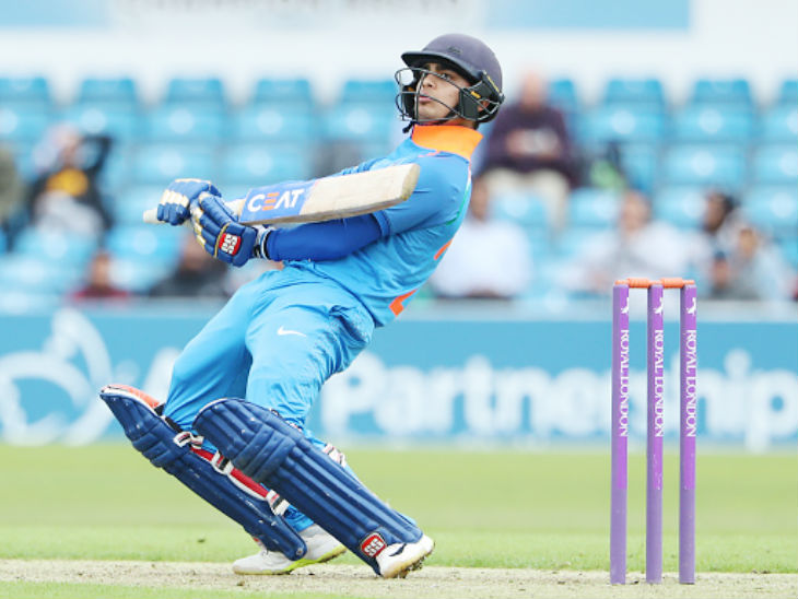 Ishaan has also played from India-A.