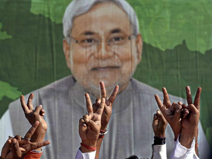 मोदी बोले- नीतीश के नेतृत्व में संकल्प सिद्ध करेंगे; नीतीश का ट्वीट- प्रधानमंत्री जी धन्यवाद|देश,National - Dainik Bhaskar
