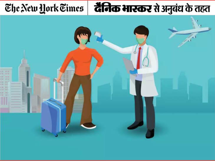 लक्षण दिखने और संक्रमितों के संपर्क में आने पर एंटी बॉडी टेस्ट ठीक नहीं, ट्रैवल से पहले कोरोना टेस्ट करवाएं|ज़रुरत की खबर,Zaroorat ki Khabar - Dainik Bhaskar