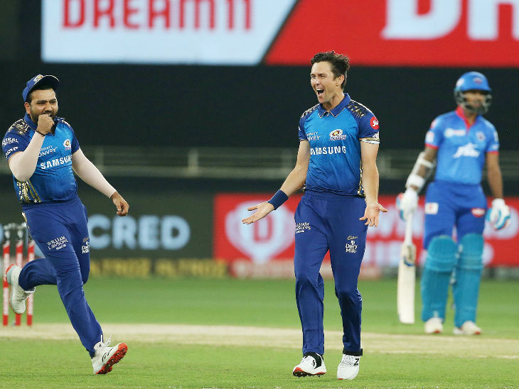 Trent Boult took 3 wickets in the title match. He was awarded Man of the Match and Power Player of the Season.