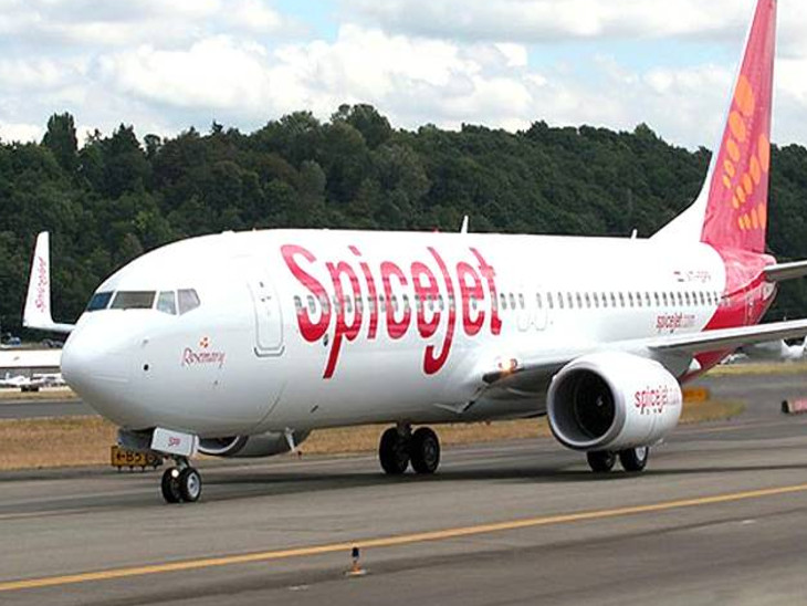 ऑडिटर्स का बड़ा सवाल- क्या स्पाइसजेट आगे चल पाएगी? नेटवर्थ निगेटिव में; एयरलाइन को लगातार तीसरी तिमाही में हुआ नुकसान|बिजनेस,Business - Dainik Bhaskar