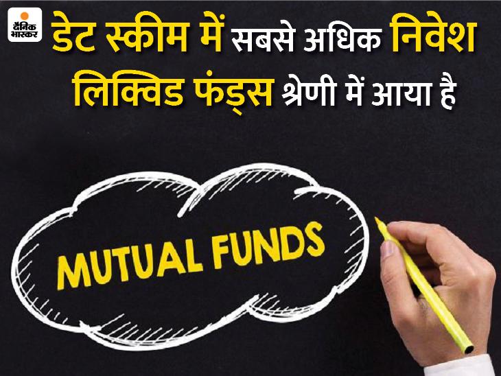 डेट म्यूचुअल फंड में फिर बढ़ा निवेशकों का भरोसा, अक्टूबर में किया 1.1 लाख करोड़ रुपए का निवेश|यूटिलिटी,Utility - Dainik Bhaskar