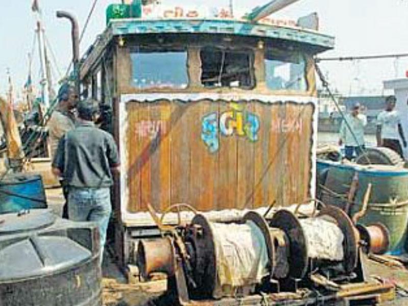 कुबेर नाव पर सवार होकर कसाब समेत 10 आतंकी मुंबई के तट पर पहुंचे थे।