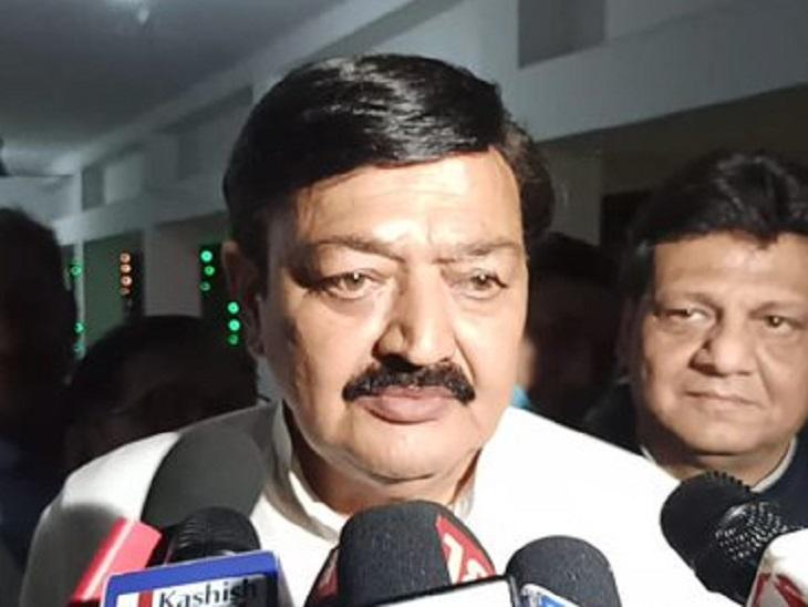 अजीत शर्मा भागलपुर विधानसभा सीट से चुनाव जीते हैं। - Dainik Bhaskar