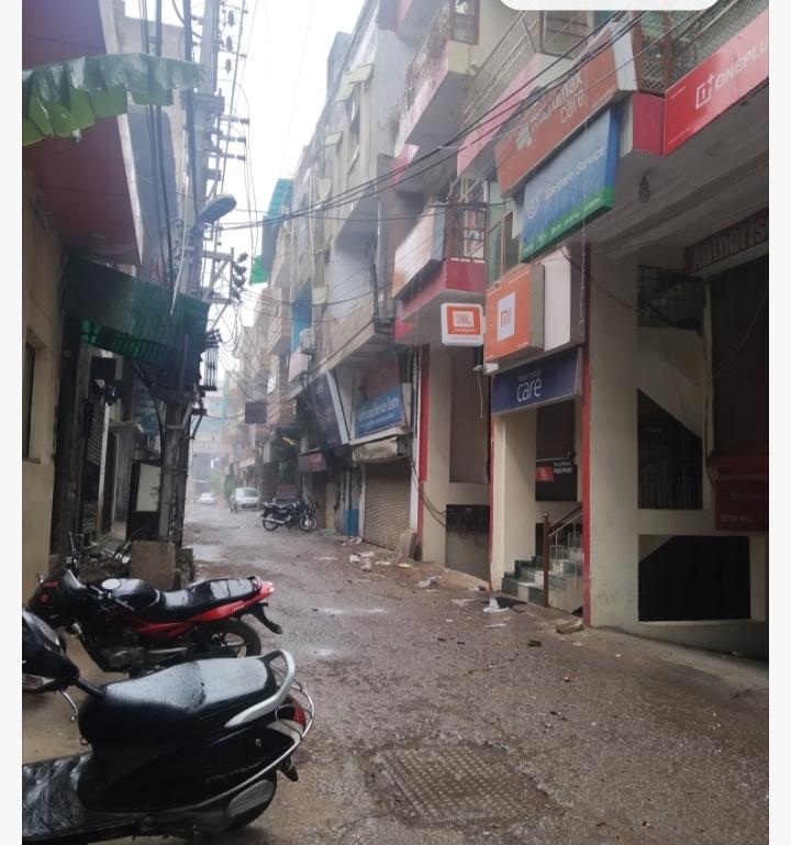 ग्वालियर में तेज बारिश, 4 घंटे में 30 मिमी वर्षा ग्वालियर,Gwalior - Dainik Bhaskar